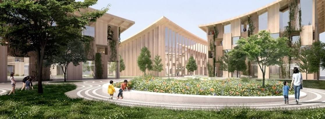 Тойота построит город будущего