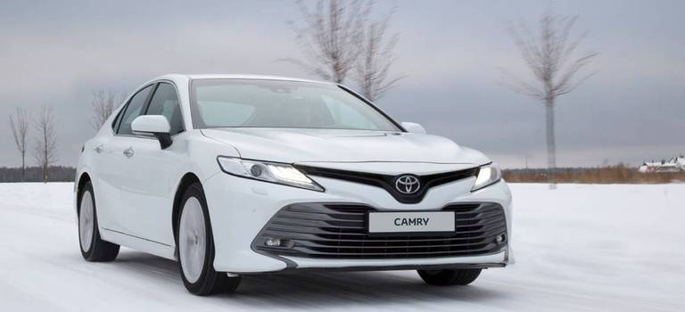 Toyota Camry вмарте выгоднее на150000 рублей