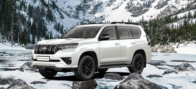ToyotaLC Prado соскидкой 200000 рублей!