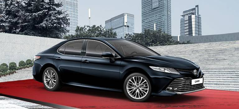 Toyota Camry выгоднее на50000 рублей