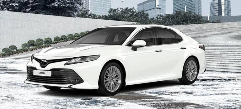 Toyota Camry выгоднее на100000 рублей