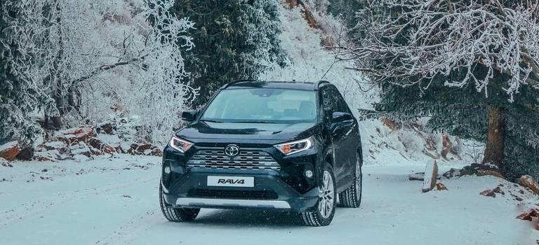 Специальные предложения февраля наавтомобили Toyota