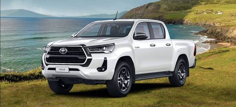 Начались продажи культового пикапа Toyota Hilux вновой версии Престиж