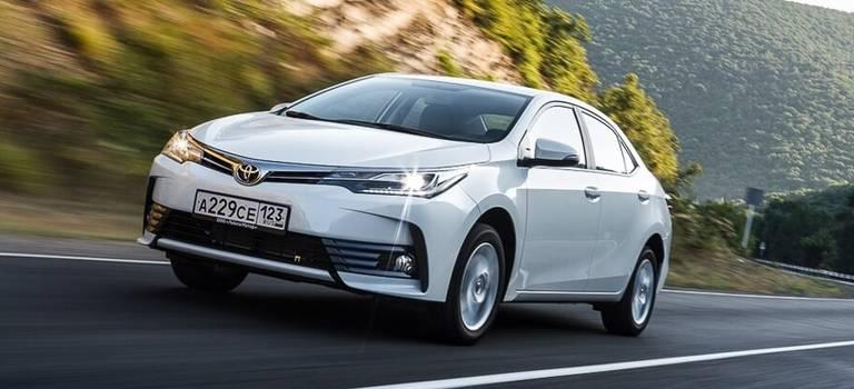 Toyota вновь признана брендом #1 вмире