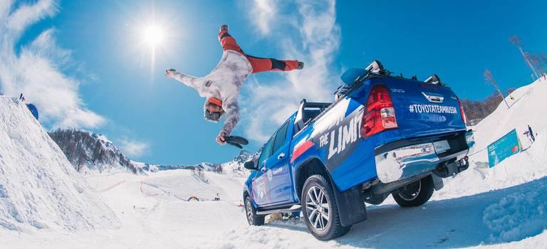 Toyota, горы, мотофристайл иигральные кости: чем порадовал экстрим-фестиваль New Star Camp 2017
