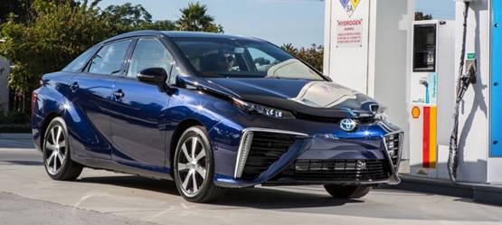 Будущее уже сегодня: старт продаж Toyota Mirai вЯпонии