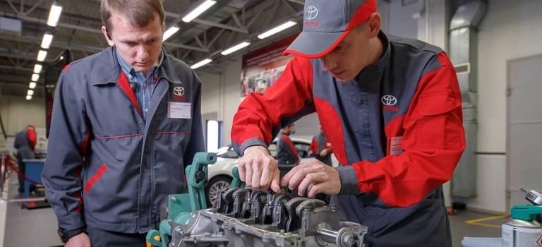 Тойота стала партнером главного международного события года вРоссии— WorldSkills Kazan 2019