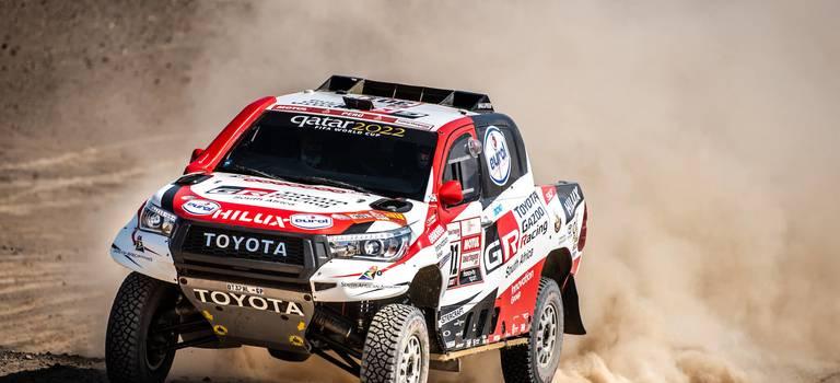Toyota Desert Camp вСамаре