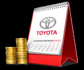 Купить Toyota в кредит