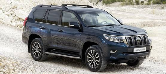 Новый Land Cruiser Prado. Старт продаж
