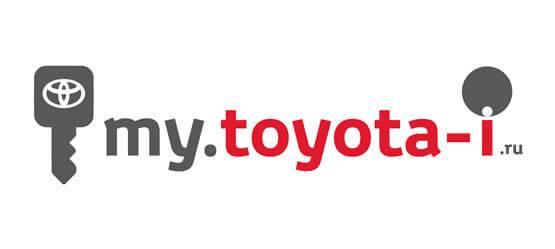 Личный кабинет MyToyota-i— ваш персональный помощник