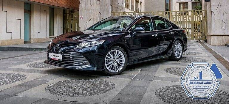 Модели Toyota— лидеры посохранению остаточной стоимости