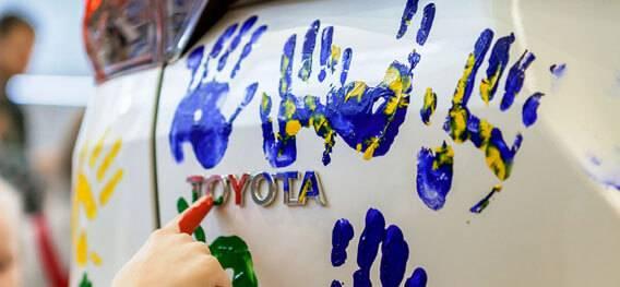 Финал регионального конкурса детского рисунка «Автомобиль мечты-2018»