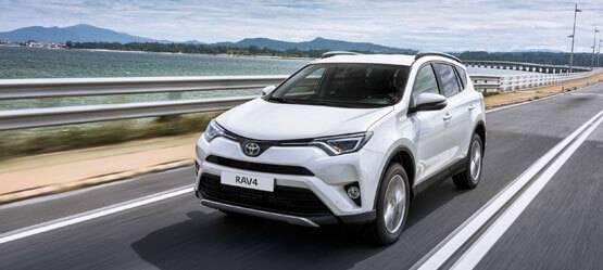 Экспорт автомобилей Тойота превысил результаты 2016 года