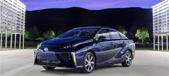 Давос 2017: Тойота возглавила всемирный Совет поводородным технологиям