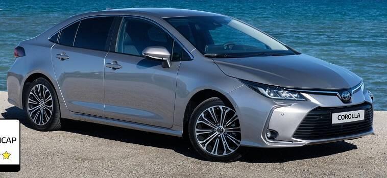 Технологии настраже безопасности: новые Toyota Corolla иRAV4 получили высший балл Euro NCAP