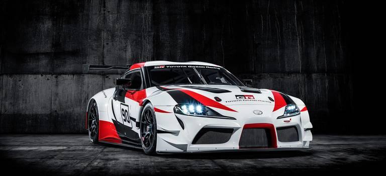 Toyota Gazoo Racing вРоссии: от1000-сильнойGR Supra для дрифта досерийных автомобилей линейки GR-Sport