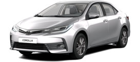 Toyota Corolla 1.6 CVT (122 л.с.) 2WD Стиль Плюс