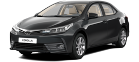 Toyota Corolla 1.6 6МКП (122 л.с.) 2WD Стиль