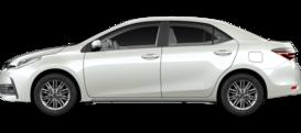 Toyota Corolla 1.8 CVT (140 л.с.) 2WD Престиж