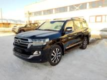 Toyota Land Cruiser 200 4.5d AT (249 л.с.) AWD Executive Lounge