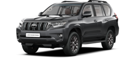 Toyota Land Cruiser Prado 4.0 AT6 (249 л.с.) 4WD Люкс Safety (5 мест)