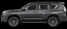 Toyota Land Cruiser Prado 2.8d AT6 (177 л.с.) 4WD Style