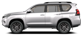 Toyota Land Cruiser Prado 2.8d AT6 (177 л.с.) 4WD Люкс Safety (7 мест)
