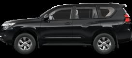 Toyota Land Cruiser Prado 2.7 MT5 (163 л.с.) 4WD Стандарт