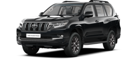 Toyota Land Cruiser Prado 2.8d AT6 (177 л.с.) 4WD Style