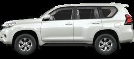 Toyota Land Cruiser Prado 2.7 AT6 (163 л.с.) 4WD Стандарт