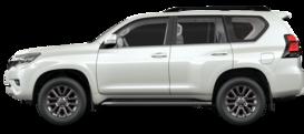 Toyota Land Cruiser Prado 4.0 AT6 (249 л.с.) 4WD Элеганс