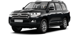 Toyota Land Cruiser 4.6 AT (309 л.с.) AWD Люкс Safety (7 мест)