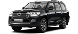 Toyota Land Cruiser 200 4.5d AT (249 л.с.) AWD Executive
