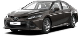 Toyota Camry 2.5 AT6 (181 л.с.) 2WD Классик