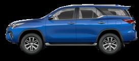 Toyota Fortuner 2.8d AT6 (177 л.с.) 4WD Престиж