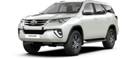Toyota Fortuner 2.7 AT6 (166 л.с.) Comfort