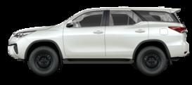 Toyota Fortuner 2.7 МT5 (166 л.с.) Стандарт
