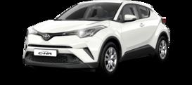 Toyota C-HR 1.2 МКПП (115 л.с.) 2WD Ride