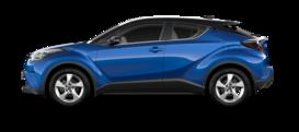 Toyota C-HR 1.2 CVT (115 л.с.) 4WD Cool