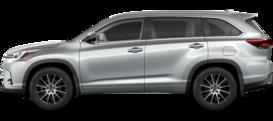 Toyota Highlander 3.5 AT (249 Л.С.) 4WD Люкс Safety