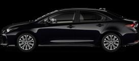Toyota Corolla 1.6 CVT (122 л.с.) 2WD Престиж Safety