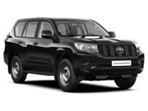 Toyota Land Cruiser Prado 2.7 MT5 (163 л.с.) 4WD Классик