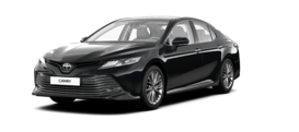 Toyota Camry 2.5 AT6 (181 л.с.) 2WD Люкс Safety