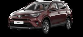 Toyota RAV4 2.0 CVT (146 л.с.) 4WD Престиж