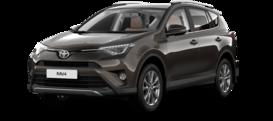 Toyota RAV4 2.5 AT6 (180 л.с.) 4WD Престиж