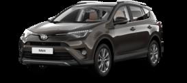 Toyota RAV4 2.5 AT6 (180 л.с.) 4WD Престиж Safety