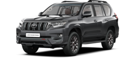 Toyota Land Cruiser Prado 2.8d AT6 (177 л.с.) 4WD TRD