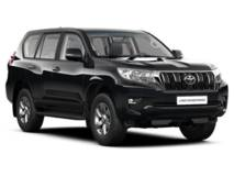 Toyota Land Cruiser Prado 2.7 MT5 (163 л.с.) 4WD Стандарт