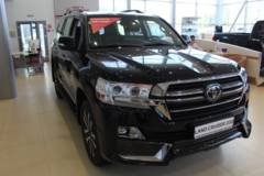 Toyota Land Cruiser 200 4.5d AT (249 л.с.) AWD TRD